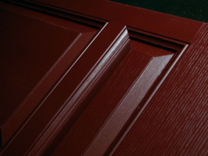Fiberglass Door Finishes